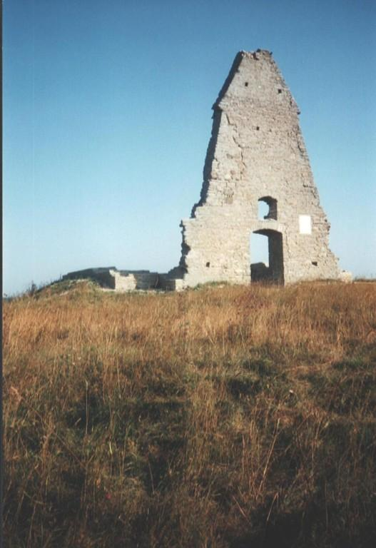 Ruins of St. Mary's Chapel