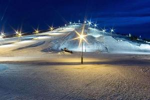The highest artificial hill in the Baltic States