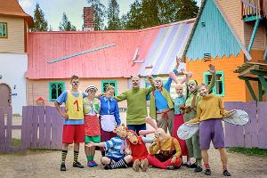 Lottemaa Theme Park - the largest family theme park in Estonia!