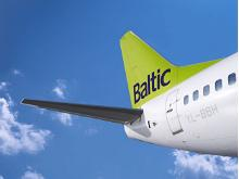 airBaltic avasi Oulu-Tallinna lentoreitin