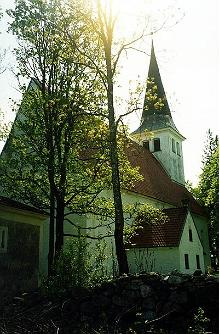 Mihkli lutherska kyrka