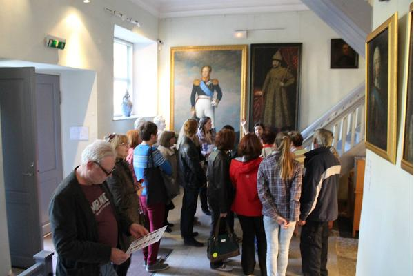 A tour of Peter the Great House Museum