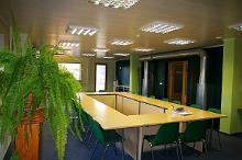 Light and airy seminar rooms at Hotel Pesa in Plva