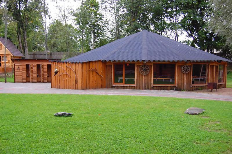 Oxforell holiday centre