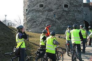 Welcome to Tallinn bicycle tour