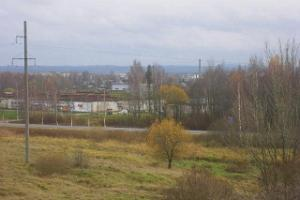View of Võru from Kirumpää