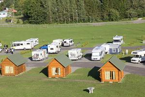 Husvagnsparkens camping