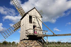 Tour of Muhu and Saaremaa