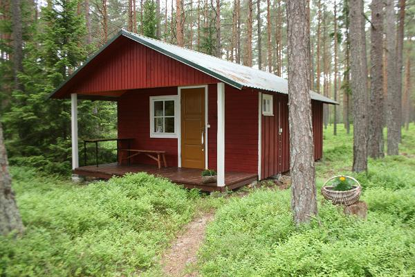 Forest Cabin of Nõva forest district
