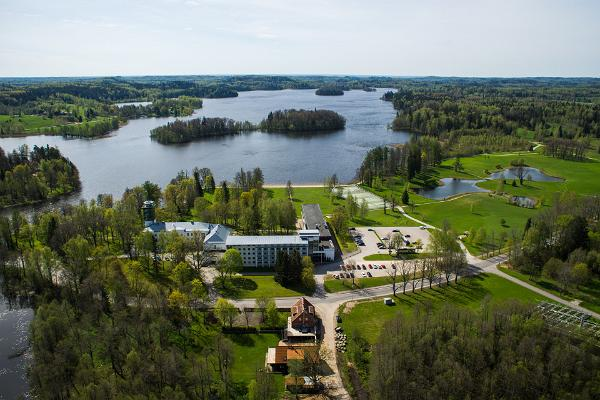 Pühajärve Spa & Holiday Resort Hotel