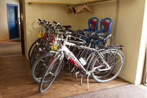 Bicycle rental of Hotel Liilia in Hiiumaa
