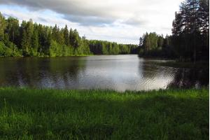 RMK Lake Rae Hiking Trail and Camping Site