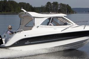 Take to the water in a speedboat