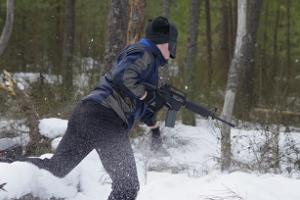 Airsoft - an extreme adventure for real men and women