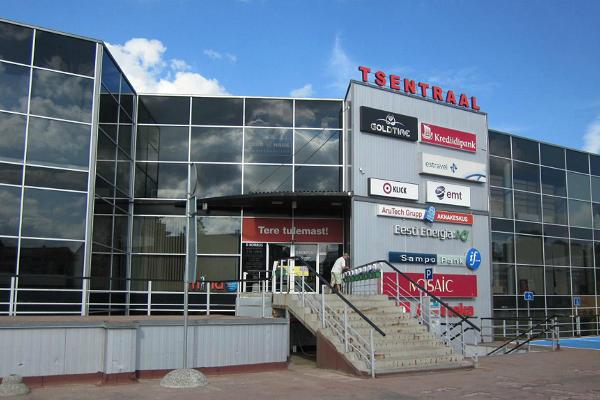 Tsentraal shopping centre