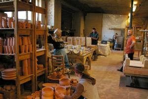 Atla manor ceramics workshops