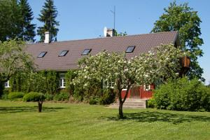 Home Accommodation in Jäägi Farm