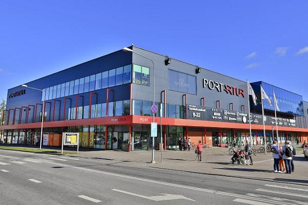 Köpcentrum Port Artur