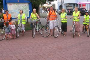 A new perspective on Pärnu: a cycling tour with a Baltreisen guide