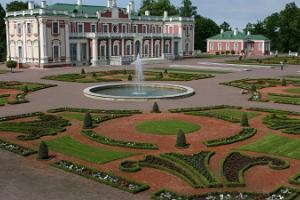Kadriorg Art Museum rooms
