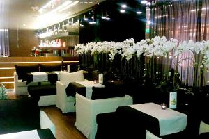 SUSHI TOP & CITY SPA lounge