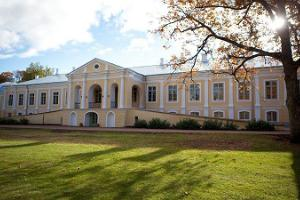 Vääna manor and manor park