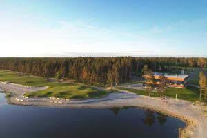 Golf and Spa Paradise just across the sea in Pärnu