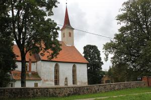 Rannu St Martin's Church of the Estonian Evangelical Lutheran Church