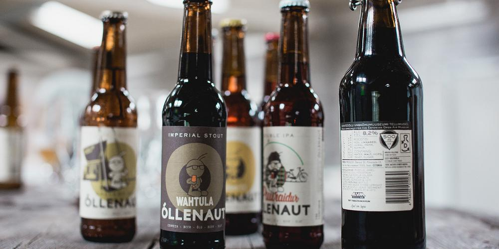 Estonian craft beer - rustic roots, modern flair