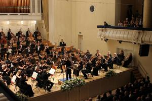 Estonian Concert and Hennessy New Year's concert