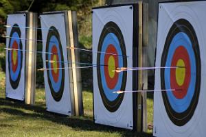 Archery at Saka Cliff & Spa Hotel