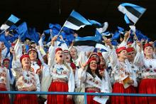 The Estonian Song Festival (In Estonian: Laulupidu