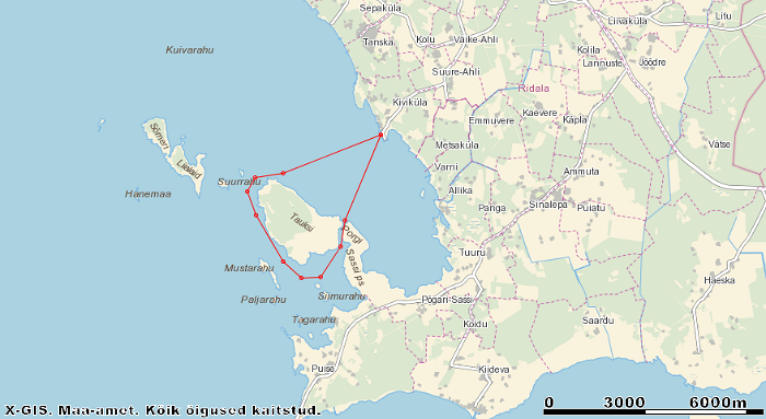Possible route