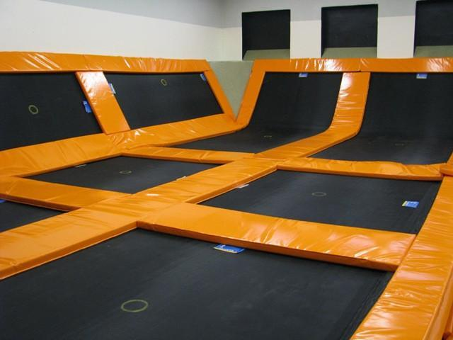 Trampoline Centre UP
