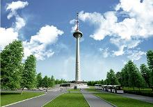 Tallinn TV Tower Opens Anew