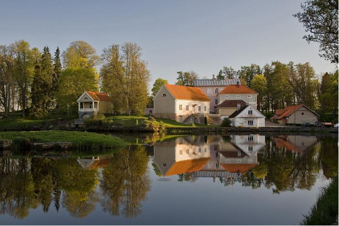 Vihula Manor Country Club & Spa after 4 years of restoration now fully open and operational