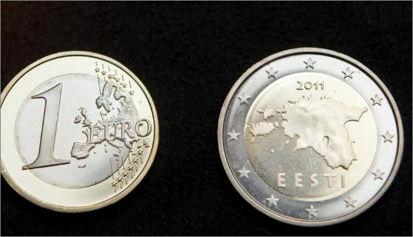 Holy Cow fertilises Estonia's entry into the euro zone