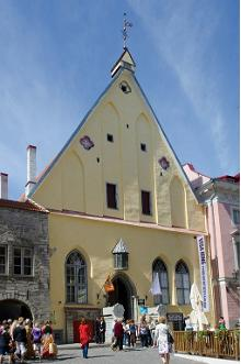 Estonian History Museum — Great Guild Hall