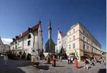 Tallinn  eine mittelalterliche Perle in Europa