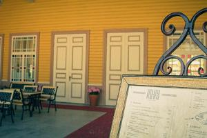 Ku-Kuu restaurant at Kuressaare Kuursaal