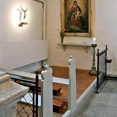 Altar of Saint Mary