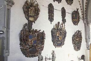 Coat of arms epitaphs