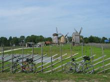 9-day self-guided cycling tour of Tallinn, Pärnu and the islands
