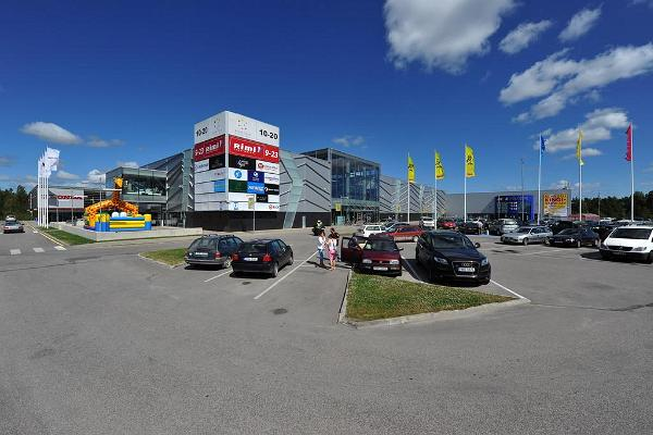 Auriga Shopping Centre
