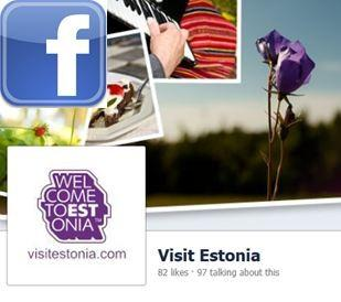 Get more acquainted with Estonia by joining our international  Facebook page