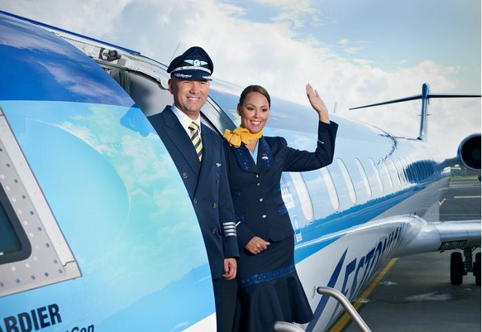 For the first time Estonian Air carries 100,000 passengers in one month