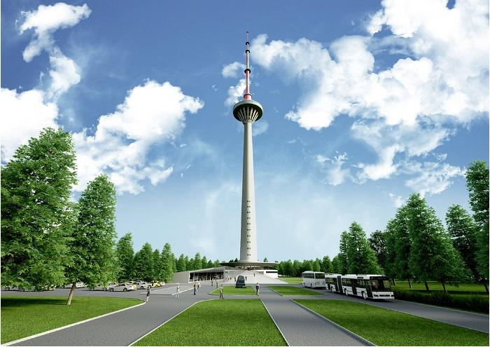 50 base jumpers to jump of Tallinn TV tower