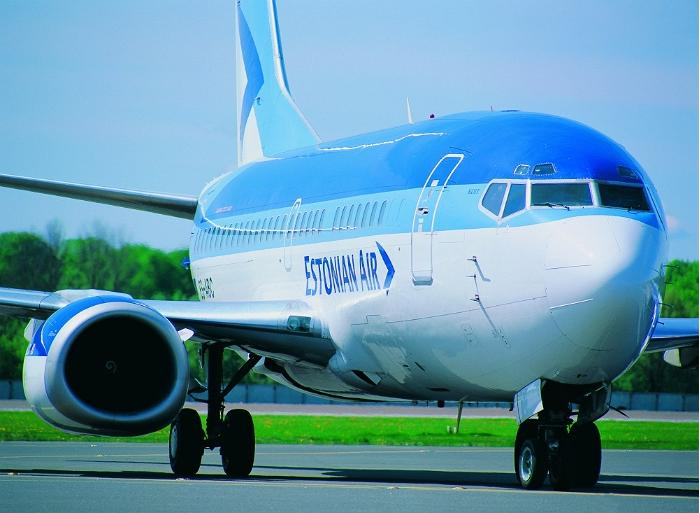 Estonian Air fliegt ab Mai 2011 von Berlin-Tegel nach Tallinn