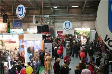 TOUREST 2010 in Tallinn - the biggest travel fair in the Baltic States