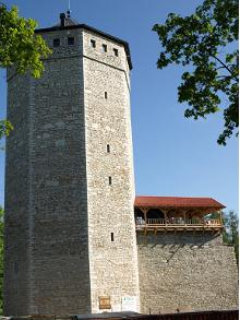 Wittenstein Time Centre in Paide Tower